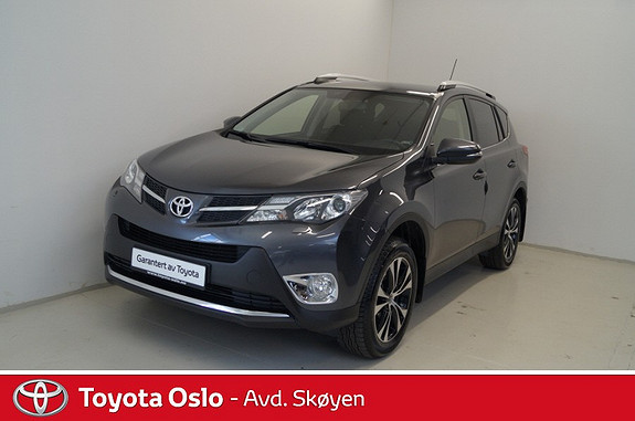Toyota RAV4 2,0 4WD Active CVT  2014, 28000 km, kr 374900,-