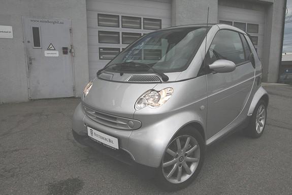 VS Auto - Smart Fortwo cabrio