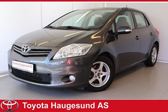 Toyota Auris 1,4 D-4D (DPF) Advance  2010, 55500 km, kr 130000,-