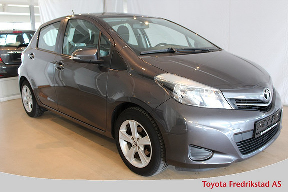 Toyota Yaris 1,3 Sol Pen bil, Lav km, Ryggekamera,  2011, 42500 km, kr 119000,-
