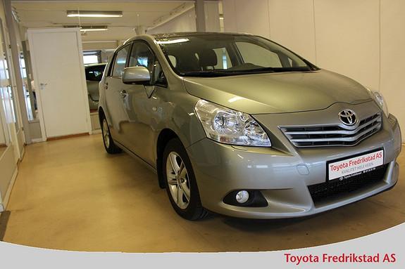 Toyota Verso 2,0 D-4D Panorama 7 seter 7-SETER, GLASSTAK, KLIMA  2012, 139200 km, kr 199000,-