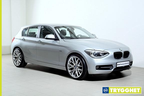 BMW 1-serie 116d EfficientDynamics Sport Line/Xenon/Sportseter/PDC/DAB ++