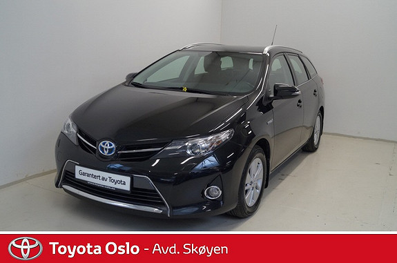 Toyota Auris Touring Sports 1,8 Hybrid Active S  2014, 56 500 km, kr 245 000,-