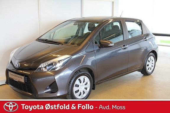 Toyota Yaris 1,5 Hybrid Active e-CVT  2014, 62024 km, kr 179000,-