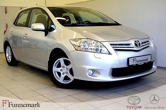 Toyota Auris 1,4 D-4D (DPF) Advance Velholdt// Lav km. Kompl service, billig i drift!! 90HK  2011, 60000 km, kr 137000,-