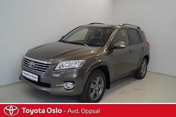 Toyota RAV4 2,2 D-4D Vanguard Executive Hengerfeste  2012, 108320 km, kr 249900,-