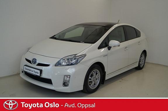 Toyota Prius 1,8 VVT-i Hybrid Premium  2010, 76499 km, kr 179900,-