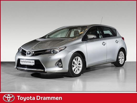 Toyota Auris 1,33 Dual VVT-i  Active  2013, 57700 km, kr 179000,-