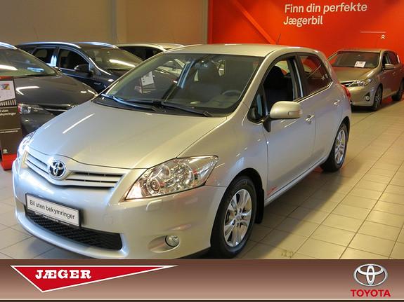 Toyota Auris 1,4 D-4D (DPF) Advance  2011, 32000 km, kr 139000,-