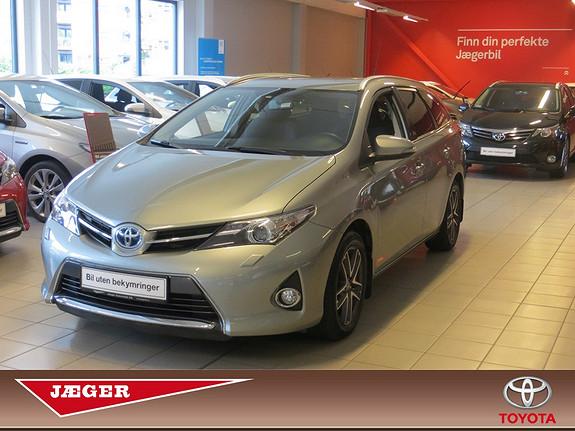 Toyota Auris Touring Sports 1,8 Hybrid Active+  2014, 48391 km, kr 259000,-