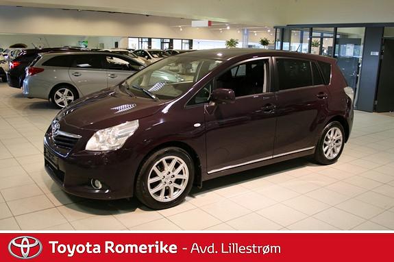 Toyota Verso 1,8 Premium 7 seter Multidrive S  2009, 111616 km, kr 175000,-
