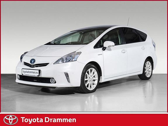 Toyota Prius+ Seven 1,8 VVT-i Hybrid Premium  2013, 44900 km, kr 279000,-