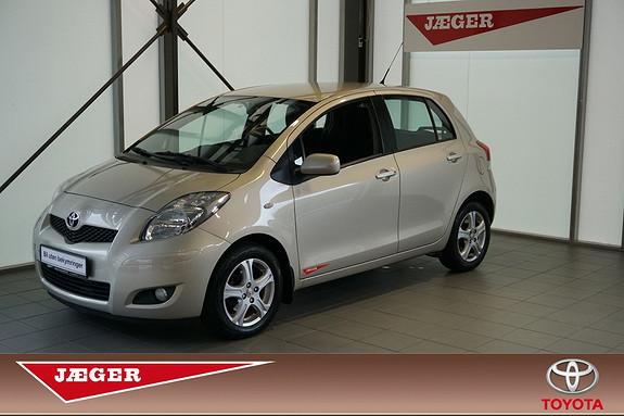 Toyota Yaris 1,33 S&S  2010, 49100 km, kr 109000,-
