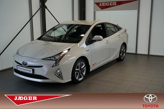 Toyota Prius 1,8 Executive  2016, 4398 km, kr 329000,-