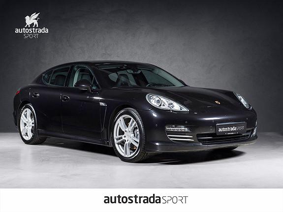 Porsche Panamera 4 PDK  2010, 89000 km, kr 749000,-