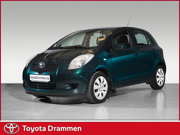 Toyota Yaris 1,0  2007, 71150 km, kr 79000,-