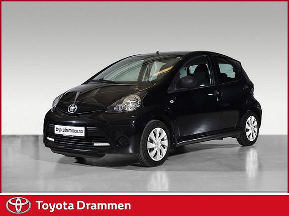 Toyota Aygo 1,0 5-d  2013, 41200 km, kr 99000,-