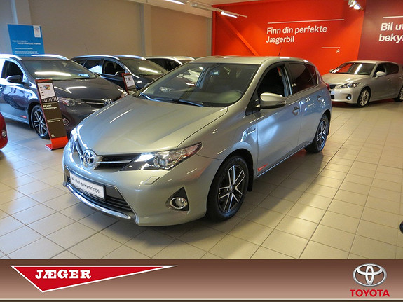 Toyota Auris 1,8 Hybrid E-CVT Active+  2014, 26519 km, kr 239000,-