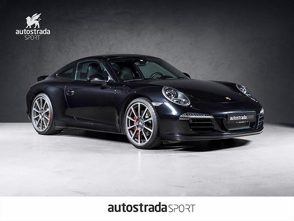 Porsche 911 Carrera S PDK  2012, 41000 km, kr 1229000,-