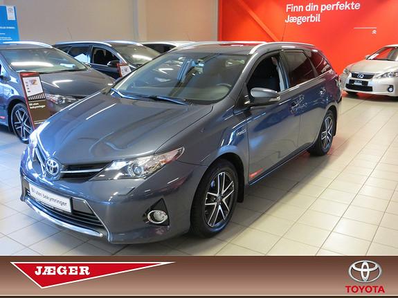 Toyota Auris Touring Sports 1,8 Hybrid Active+  2014, 44400 km, kr 259000,-