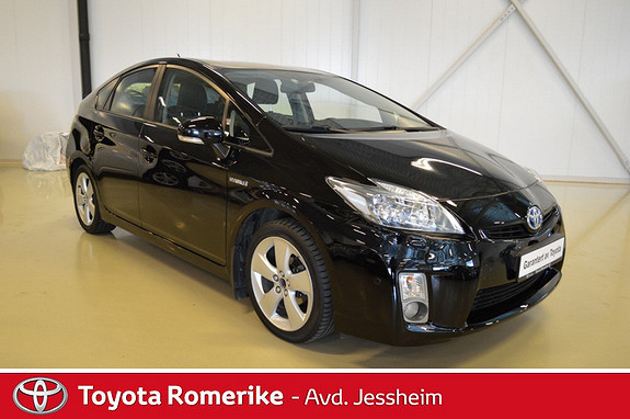 Toyota Prius 1,8 Executive M/Navigasjon & Ryggekamera  2010, 89000 km, kr 159000,-