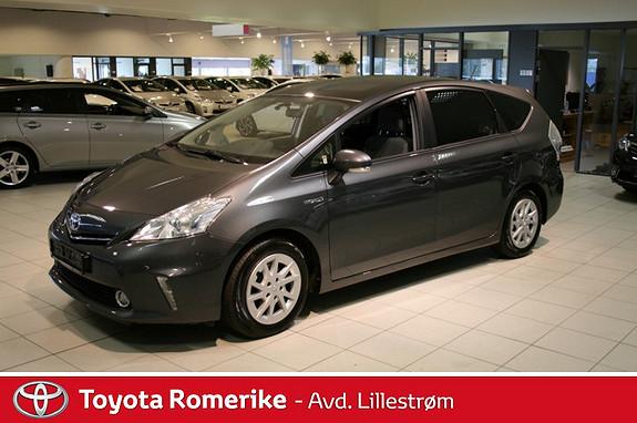 Toyota Prius+ Seven 1,8 Executive m7Glasstak  2012, 80526 km, kr 249000,-