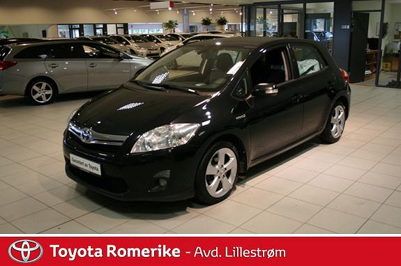 Toyota Auris 1,8 Hybrid E-CVT Executive  2010, 138277 km, kr 135000,-