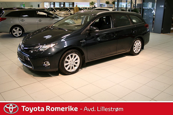 Toyota Auris Touring Sports 1,8 Hybrid Active  2013, 44059 km, kr 249000,-