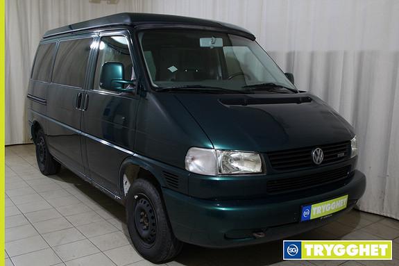 Volkswagen Multivan Camp Diesel 2,5 102hk manuell