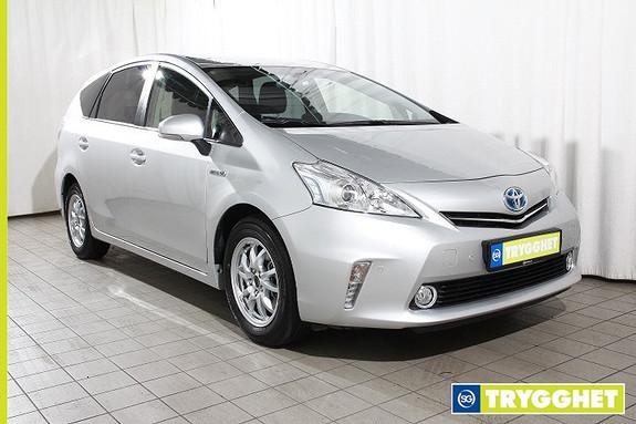 Toyota Prius+ Seven 1,8 VVT-i Hybrid Executive Ryggekamera-Keyless-HUD-Navi++