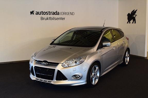 Ford Focus 1,0 EcoBoost 125hk Titanium  2013, 73500 km, kr 189000,-