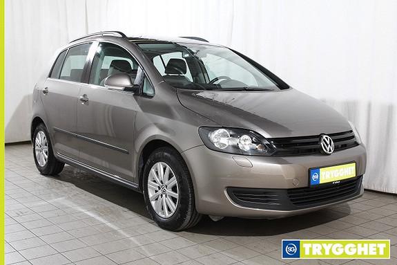 Volkswagen Golf Plus 1,6 TDI 90hk Trendline Lav km stand - H�y sittestilling