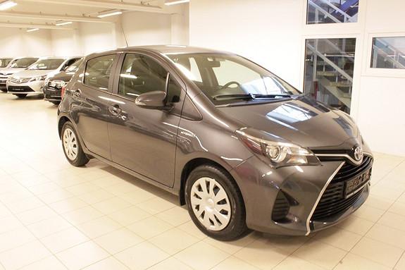 Toyota Yaris 1,5 Hybrid Active  2015, 19500 km, kr 199000,-
