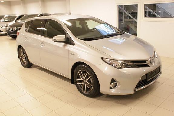 Toyota Auris 1,8 Hybrid E-CVT Active Go navi  2014, 49765 km, kr 239000,-