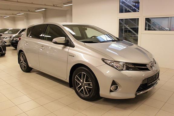 Toyota Auris 1,8 Hybrid E-CVT Active+  2015, 28000 km, kr 259000,-