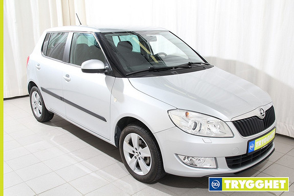 Skoda Fabia 1,2 70hk GreenTec Ambition Fresh