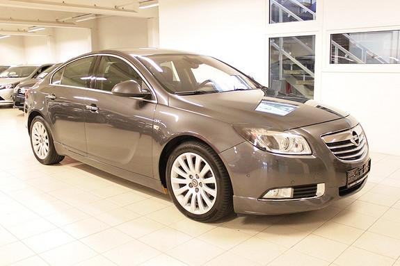 Opel Insignia 2,0 CDTi 130hk Aut Edition  2009, 137000 km, kr 159000,-
