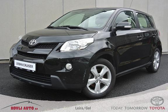 Toyota Urban Cruiser 1,4 D-4D Dynamic AWD H.feste - M.varmer - 1 eier - 2,95% rente-1år garanti  2009, 155775 km, kr 119900,-
