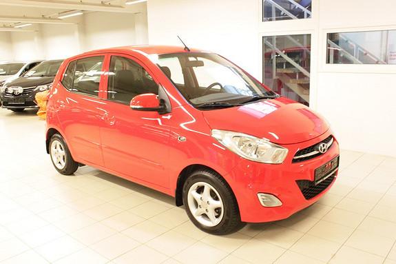 Hyundai i10 1,2 Comfort  2012, 31000 km, kr 79000,-