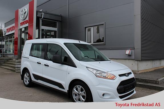 Ford Transit Connect 200L1 1,0Ti 100hk Trend Meget pen bil, kun 15300 km, Bluetooth,  2014, 15300 km, kr 179000,-