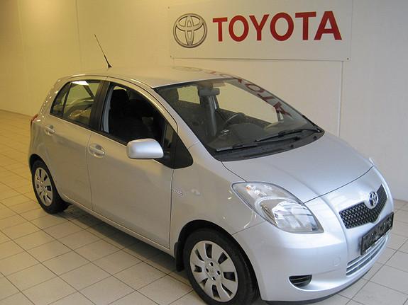 Toyota Yaris 1,4 D4D sol  2007, 129453 km, kr 86000,-