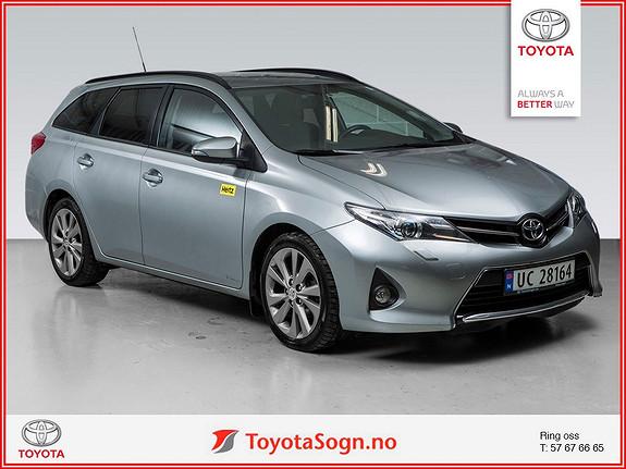 Toyota Auris Touring Sports 1,4 D-4D Style  2013, 63000 km, kr 209000,-
