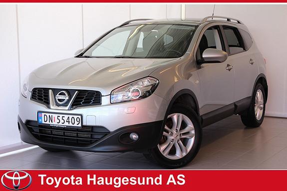Nissan Qashqai +2 1,5 dCi DPF Tekna Navi, glasstak, kamera, Bluetooth, cruise +++  2011, 158529 km, kr 149000,-