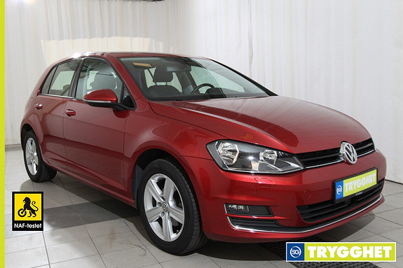 Volkswagen Golf 1,2 TSI 105hk Highline DSG