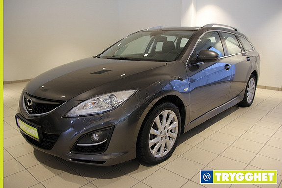 Mazda 6 2,2 D 129 hk AdvancePlus