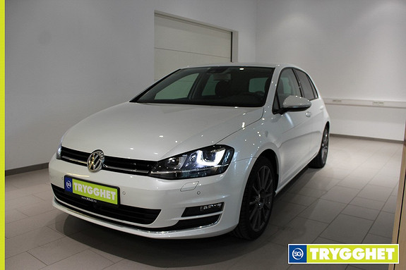 Volkswagen Golf 1,4 TSI ACT 140hk Highline DSG