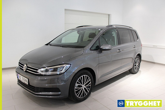 Volkswagen Touran 1,6 110 TDI Businessline