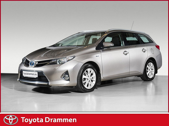 Toyota Auris Touring Sports 1,8 Hybrid Active  2013, 58900 km, kr 239000,-