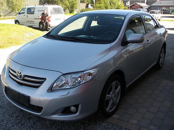 Toyota Corolla 1,4 D-4D Sol  2010, 55900 km, kr 169000,-