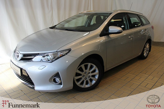 Toyota Auris Touring Sports 1,6 Mdrive Active  2014, 48260 km, kr 249000,-